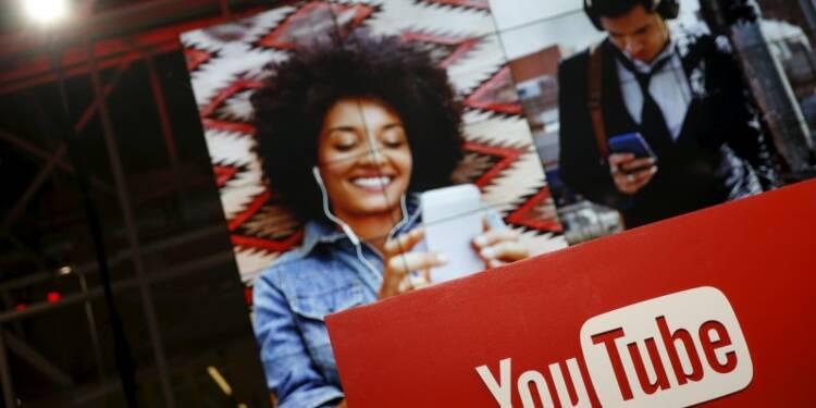 """Des députés socialistes suggèrent une """"taxe YouTube"""""""