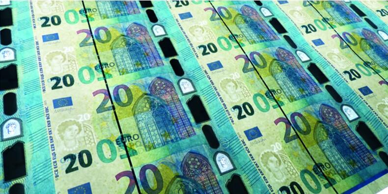 Le billet de 20 euros fait peau neuve, mieux armé contre la contrefaçon