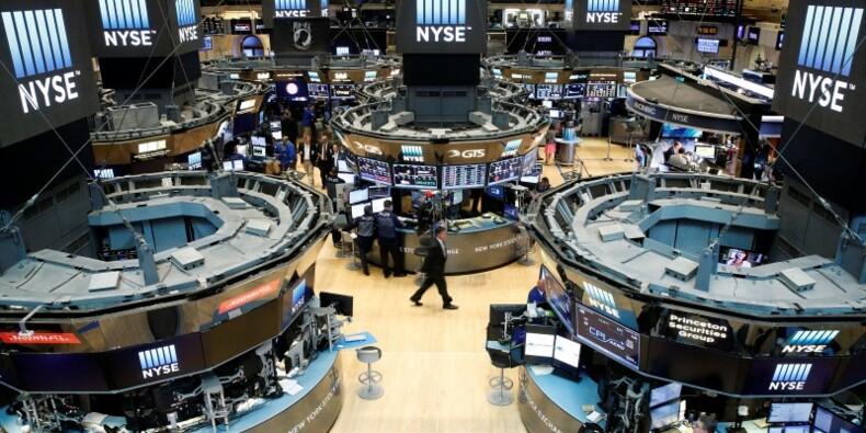 Les résultats de sociétés suscitent des espoirs à Wall Street