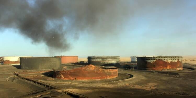 Libye: les terminaux pétroliers remis à la compagnie nationale