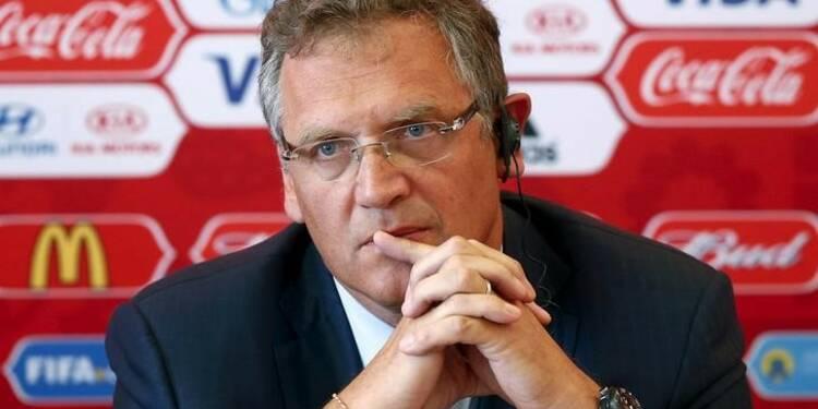 Jérôme Valcke fait appel de sa suspension de dix ans
