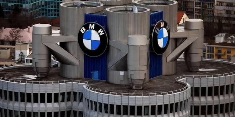 Les dirigeants de BMW bouderont le Mondial de l'automobile