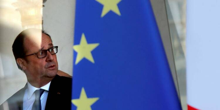 Hollande souhaite attirer les déçus du Brexit