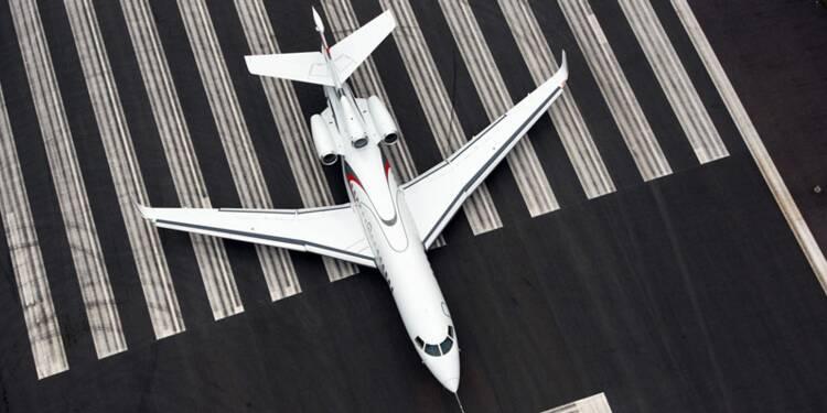 Falcon 8X, le nouveau jet privé de Dassault Aviation prend son envol