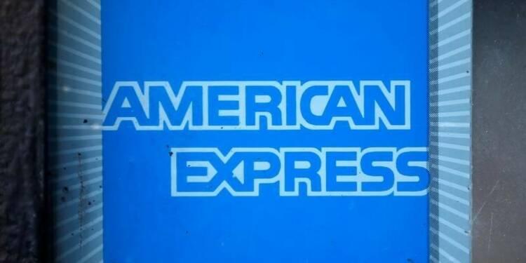 American Express relève ses prévisions, l'action monte