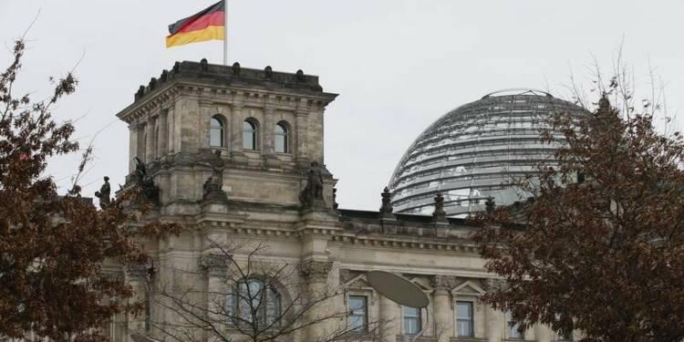 La croissance allemande a accéléré au premier trimestre