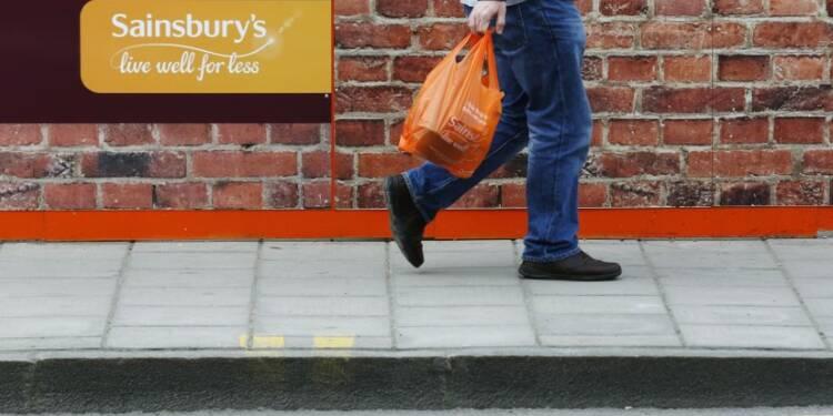 Nouvelle baisse des ventes de Sainsbury's