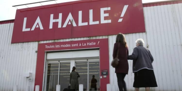 Vivarte veut céder 100 magasins La Halle aux Chaussures