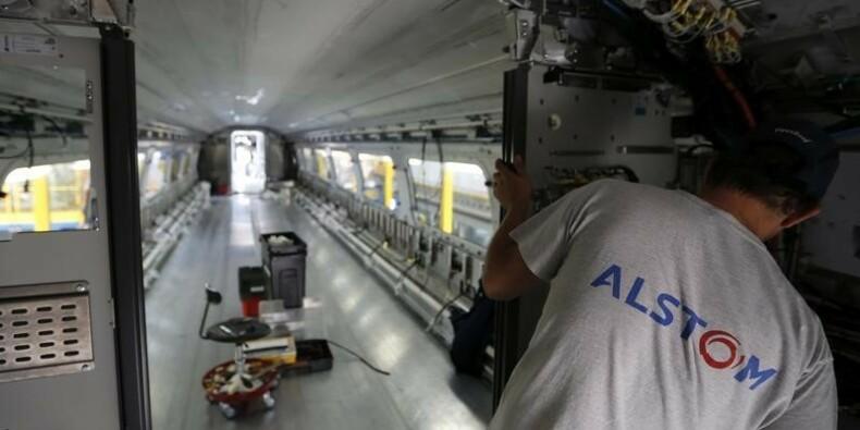 Appel à la grève sur les sites d'Alstom le 27 septembre
