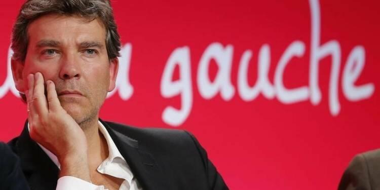 Arnaud Montebourg propose une relance de 30 milliards d'euros