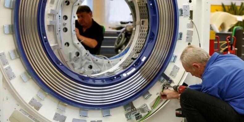 La croissance accélère dans le secteur manufacturier allemand