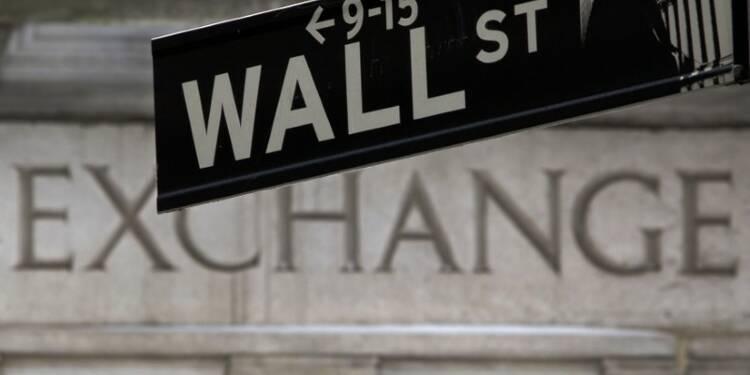 La Bourse de New York débute en vive hausse