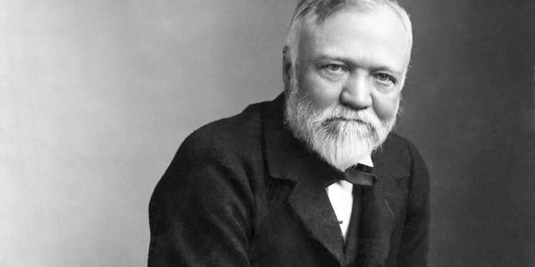 Andrew Carnegie (1835-1919), Carnegie Steel : ce magnat de l'acier a conçu l'usine la plus moderne de son époque
