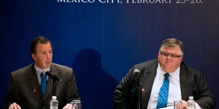 Mexique: le ministre des Finances va s'adresser aux médias après la victoire de Trump