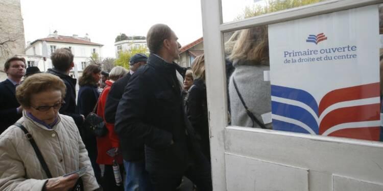 A midi, un million de votants dans 67% des bureaux de vote en France