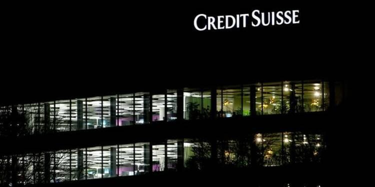 Credit Suisse: le titre monte malgré une perte marquée