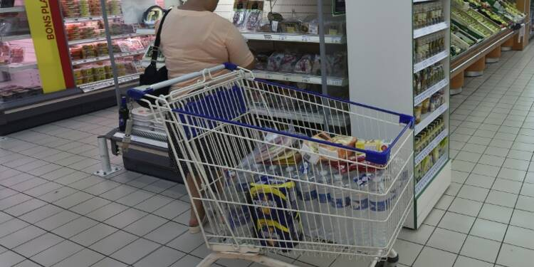 France: la consommation des ménages en biens recule de 0,7% en mai
