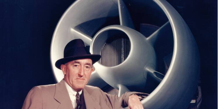 William Allen (1900-1985), P-DG de Boeing : ses paris fous ont ouvert l'ère du jet et démocratisé le transport aérien