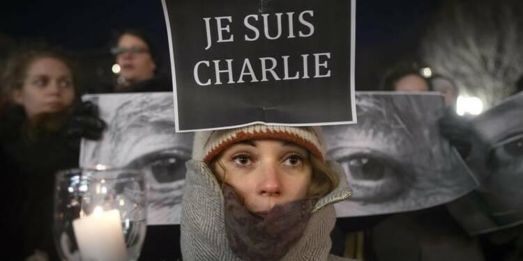 Paris se souvient des attentats de janvier 2015