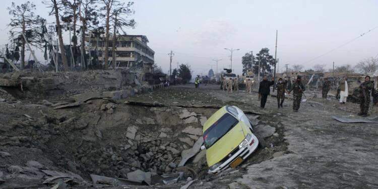 Attentat meurtrier contre un consulat allemand en Afghanistan
