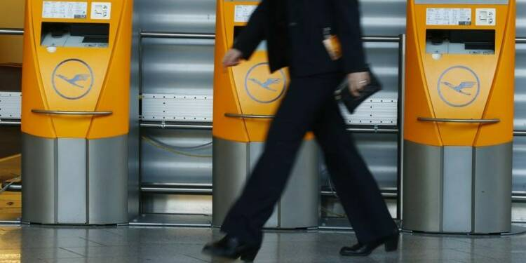 Deux nouvelles journées de grève prévues à la Lufthansa
