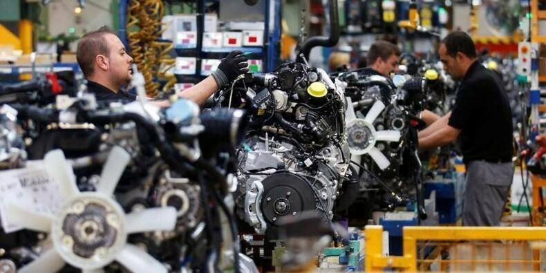Le secteur manufacturier ralentit en Europe au mois d'août