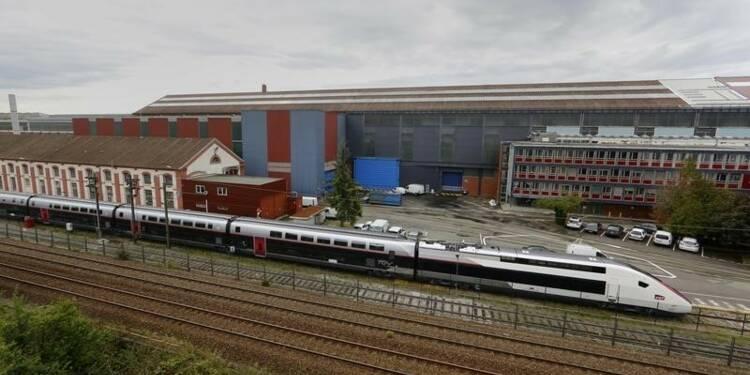 Le projet pour Alstom présenté aux syndicats le 30 septembre
