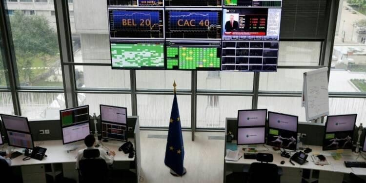 La Bourse de Paris finit en hausse de 0,61%