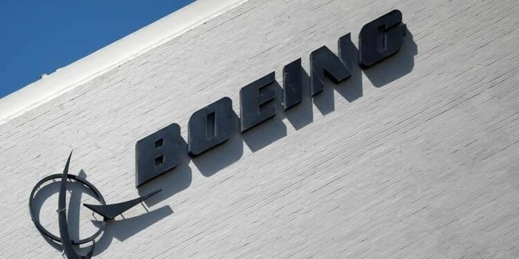 Boeing conteste le choix du Danemark sur ses avions de combat