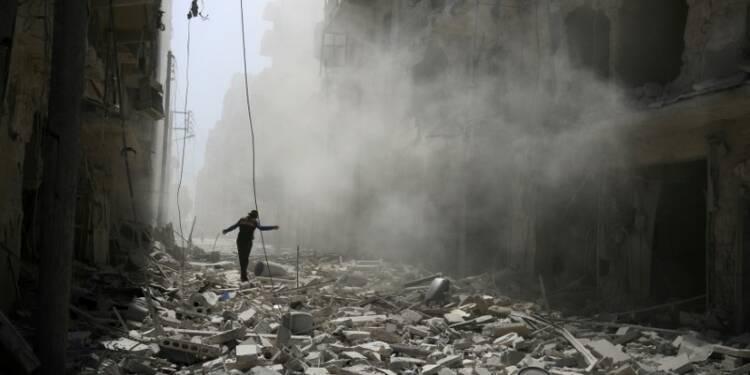 Alep sous les bombes, USA et Russie s'affrontent à l'Onu