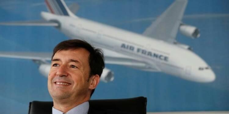 Franck Terner nommé au poste de DG d'Air France