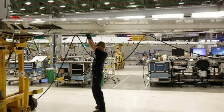 Les commandes à l'industrie aux USA en hausse pour un 2e mois consécutif