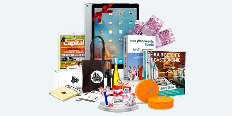 Grand concours Assurance vie : Gérez 20 000 euros (virtuels) et gagnez 1 000 euros, un iPad pro…