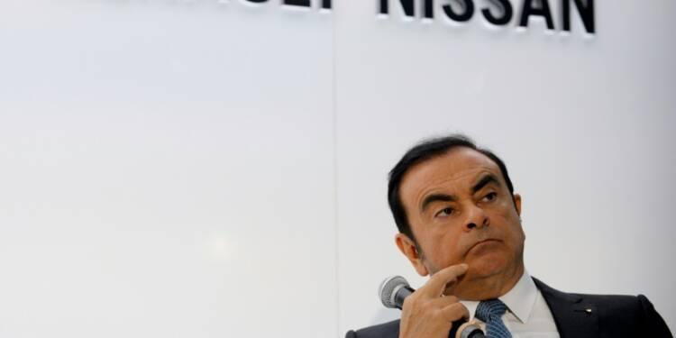 Brexit: Ghosn promet une décision imminente sur de nouveaux investissements de Nissan à Sunderland