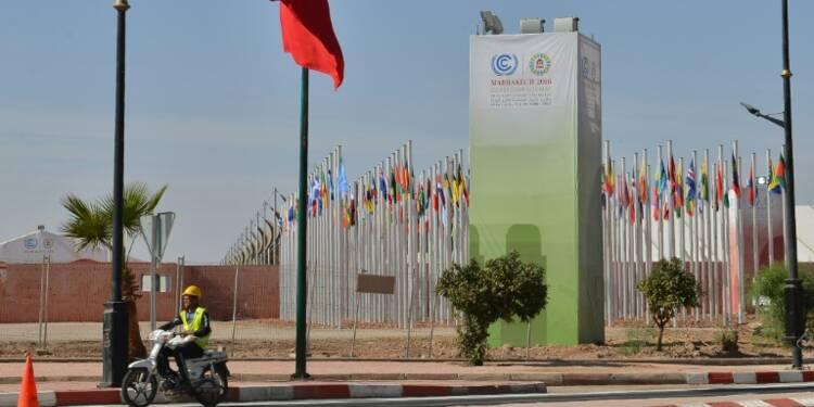 Climat: la COP22 s'ouvre, pour concrétiser les engagements de Paris