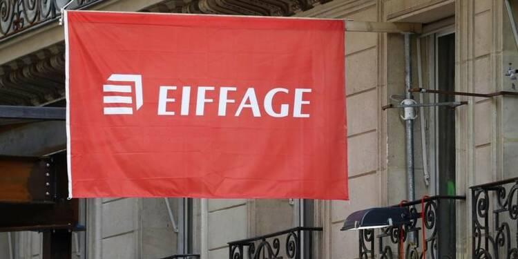 Bénéfice d'Eiffage en hausse de 33% en 2016 malgré un CA stable