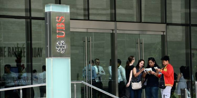La France réclame à la Suisse l'identification de 45.000 comptes chez UBS (presse)