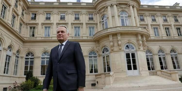"""Les """"surenchères"""" sont """"contre-productives"""", dit Paris à Ankara"""
