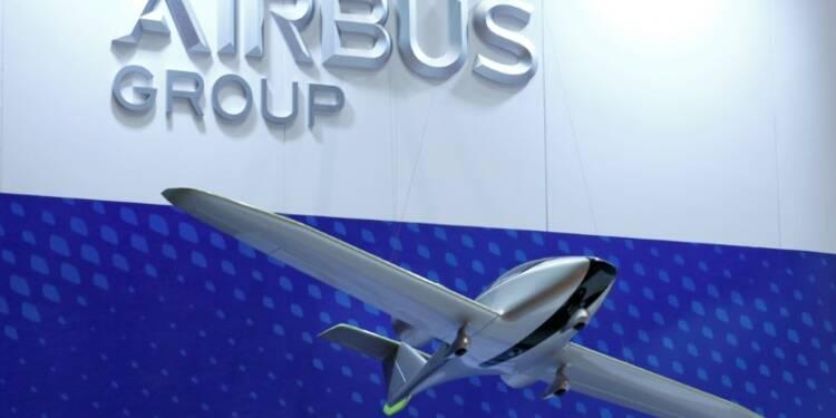 Airbus annonce 395 commandes nettes, 516 livraisons en janvier-octobre