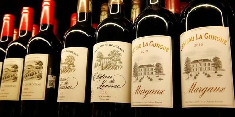 La Chine porte les exportations de vins de Bordeaux en 2016
