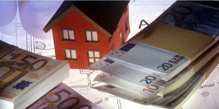 Crédits immobiliers : la baisse des taux n'empêche pas l'érosion du marché
