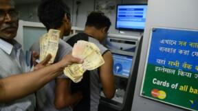 L'Inde face à la mesure choc d'une démonétisation
