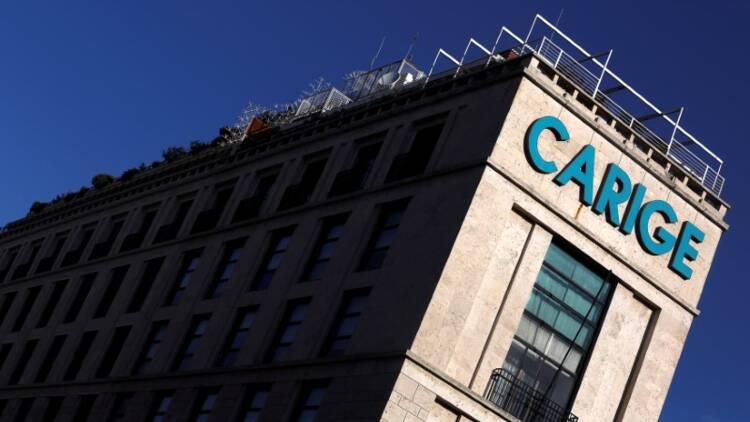 Carige lancera une émission de titres de 450 millions d'euros