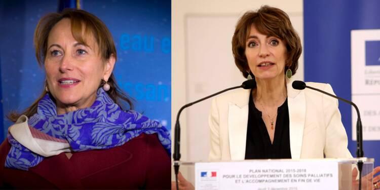 Avant la présidentielle, Marisol Touraine et Ségolène Royal recasent leurs collaborateurs