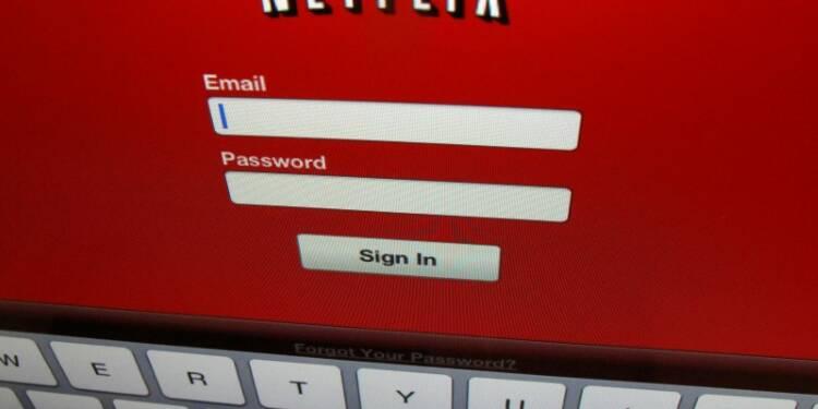 Netflix engrange plus d'abonnés que prévu, le titre s'envole