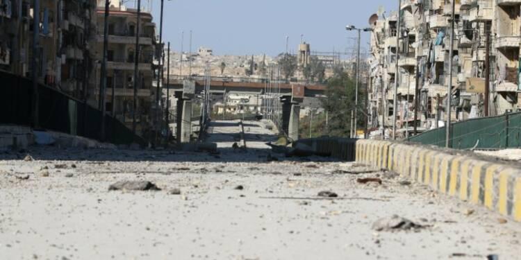 L'Onu déplore le blocage d'un convoi d'aide pour Alep