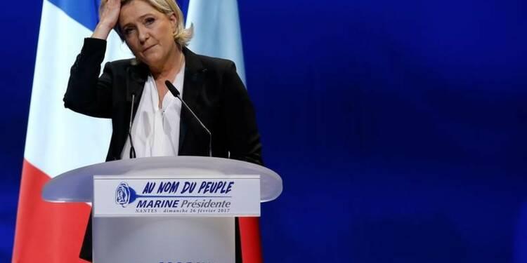 Le FN reste confronté à la défiance des Français