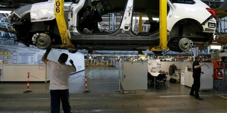 Londres s'inquiète des discussions GM-PSA sur Opel et Vauxhall