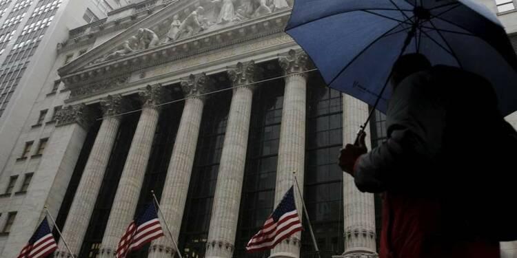 Wall Street ouvre en baisse au lendemain de la Fed