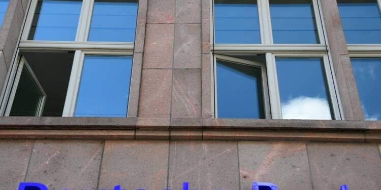Le FMI inquiet de l'état de santé des banques européennes
